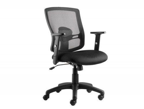 Influx Task Mesh Back Armchair Seat 435294 2 Jpg