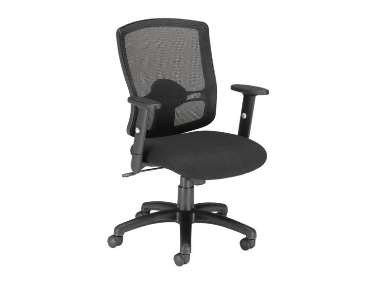 Influx Task Mesh Back Armchair Seat