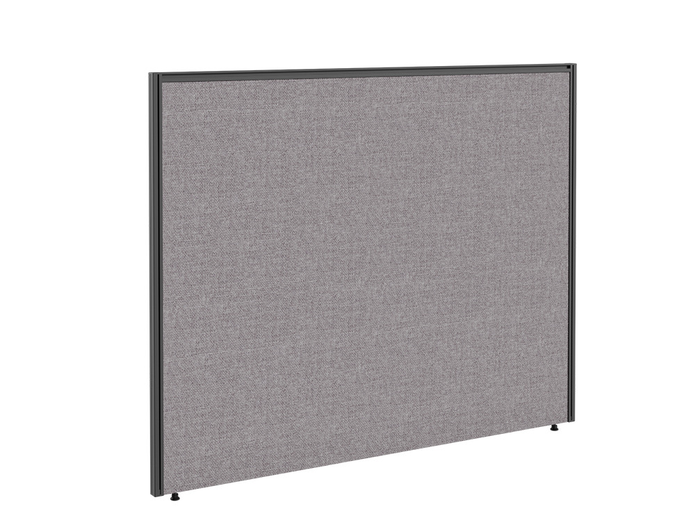 Join Up Freestanding Straight Fabric Screen with Single Toolbar - W800mm x H1500mm