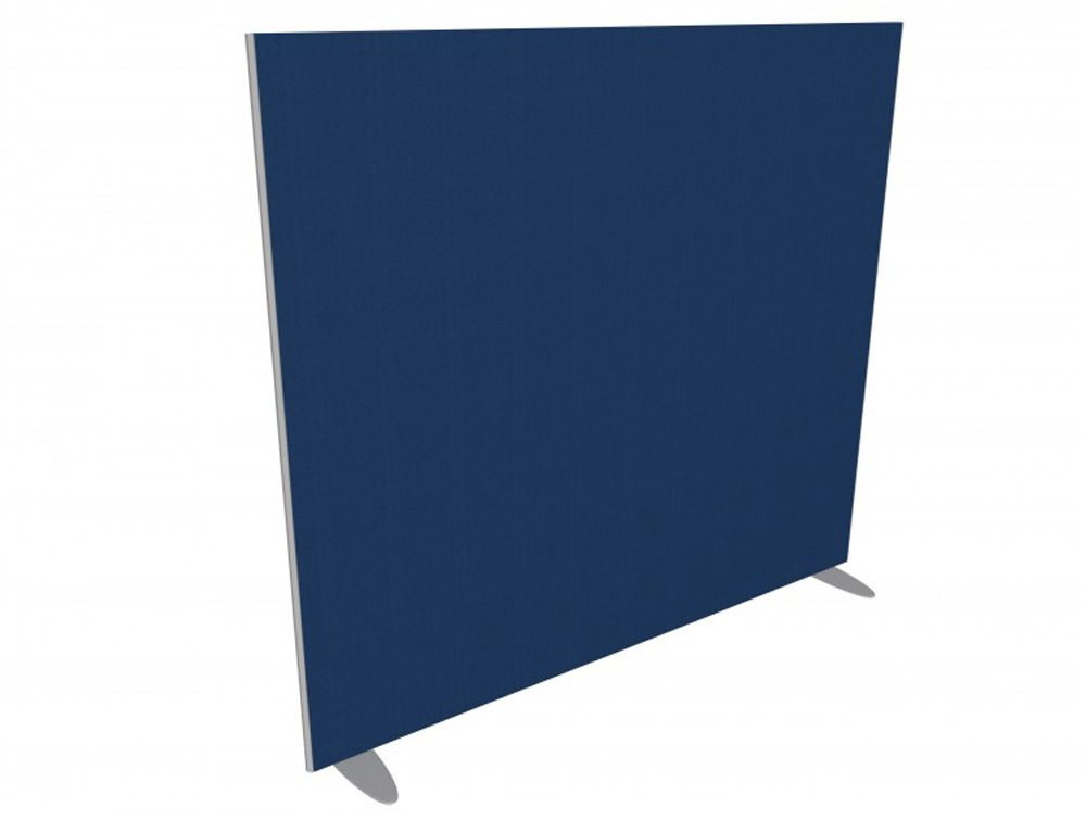 Jump Freestanding Screen Straight Top in Navy Blue
