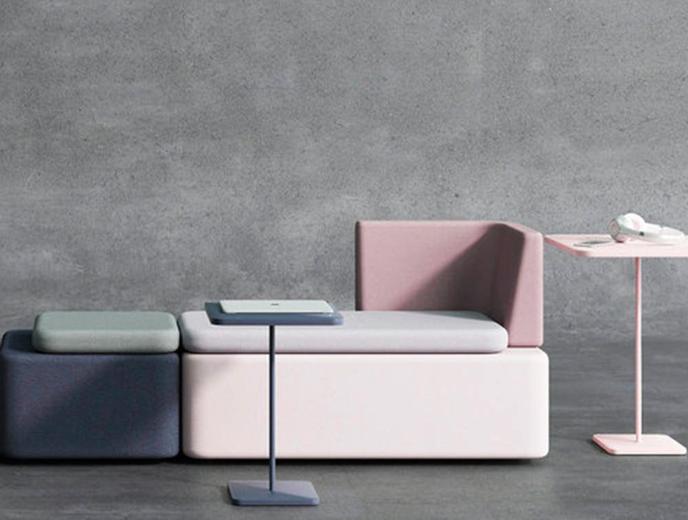 Kaiva-Modular-Large-High-Back-Sofa-with-Pink-Grey-and-White-Upholstery