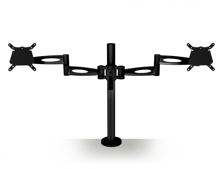 Kardo Dual Monitor Arm Black PMA522-BK