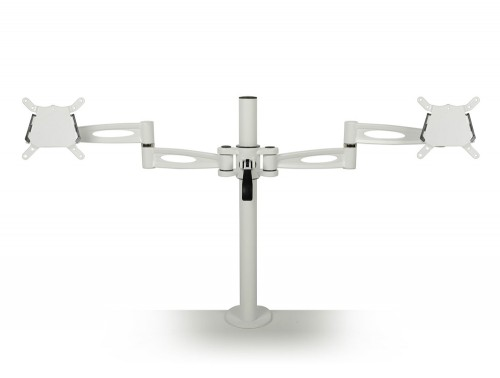 Kardo Dual Monitor Arm white PMA522-WH