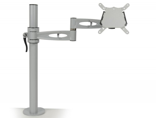 Kardo Single Monitor Arm Silver PMA521-SV