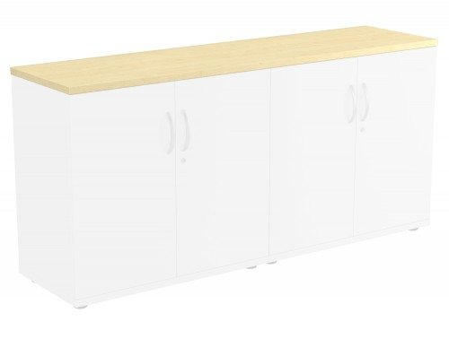 Kito Bookcase Top MP-1642 in Maple Double Top