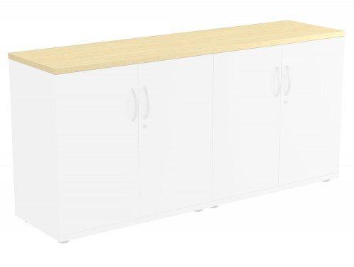 Kito Bookcase Top MP-1642 in Maple Double Top
