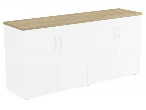 Kito Bookcase Top UO-1642 in Urban Oak Double Top