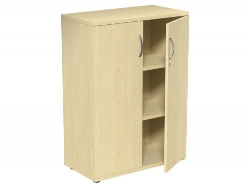 Kito Closed Storage MP-1130 in Maple 3-Level