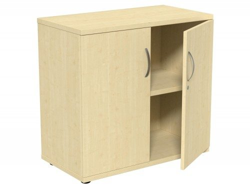 Kito Closed Storage MP-770 in Maple 2-Level