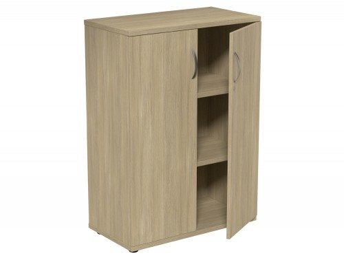 Kito Closed Storage UO-1130 in Urban Oak 3-Level
