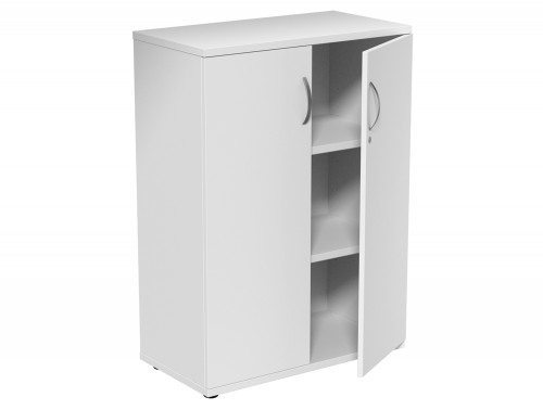 Kito Closed Storage WH-1130 in White 3-Level