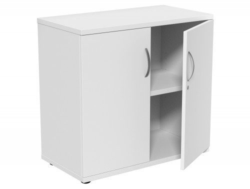 Kito Closed Storage WH-770 in White 2-Level