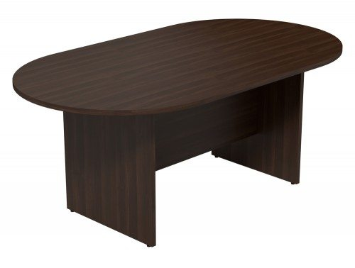 Kito Meeting Oval Meeting Table Panel Leg Base Single Piece Size 1800 Mm X 1000 Mm 2400 Mm X 1200 Mm Dw 1810