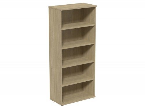 Kito Open Storage UO-1850 in Urban Oak 5-Level
