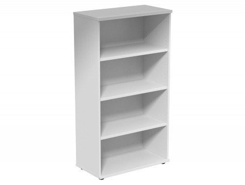 Kito Open Storage WH-1490 in White 4-Level