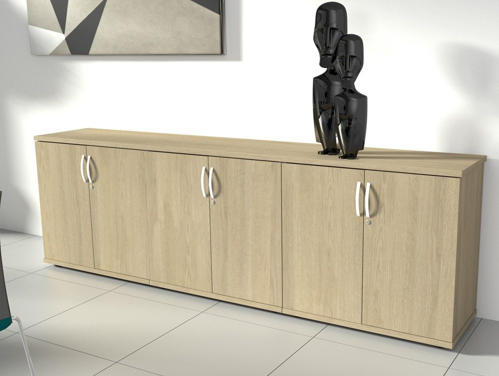 Kito Storage Sideboard Unit in Oak