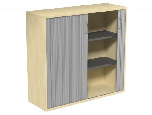 Kito Tambour Unit 1130-SLV-MP in Maple 3-Level
