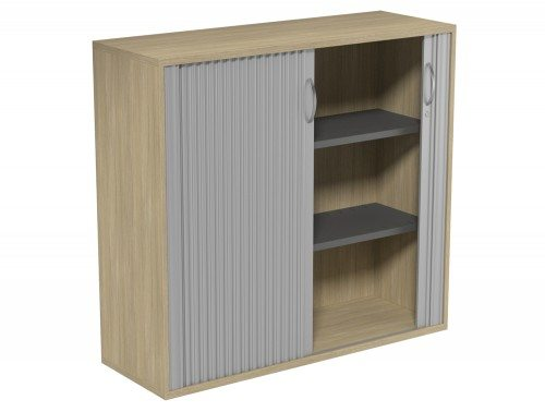 Kito Tambour Unit 1130-SLV-UO in Urban Oak 3-Level