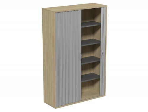 Kito Tambour Unit 1850-SLV-UO in Urban Oak 5-Level