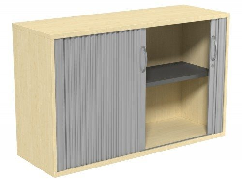 Kito Tambour Unit 770-SLV-MP in Maple 2-Level