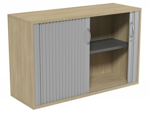 Kito Tambour Unit 770-SLV-UO in Urban Oak 2-Level