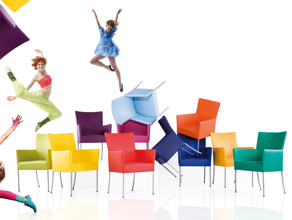 Kleiber Time Series Funky Office Chairs Collection