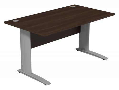Komo Komo Straight Desk DW-SLV-1480