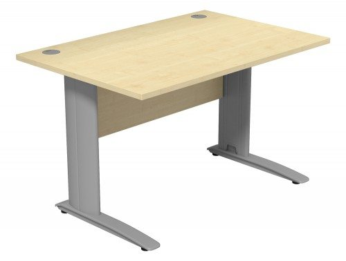 Komo Komo Straight Desk MP-SLV-1280
