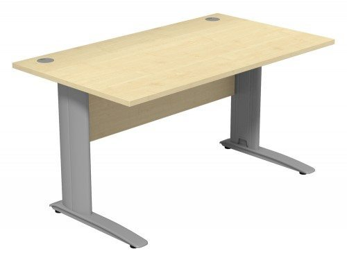Komo Komo Straight Desk MP-SLV-1480