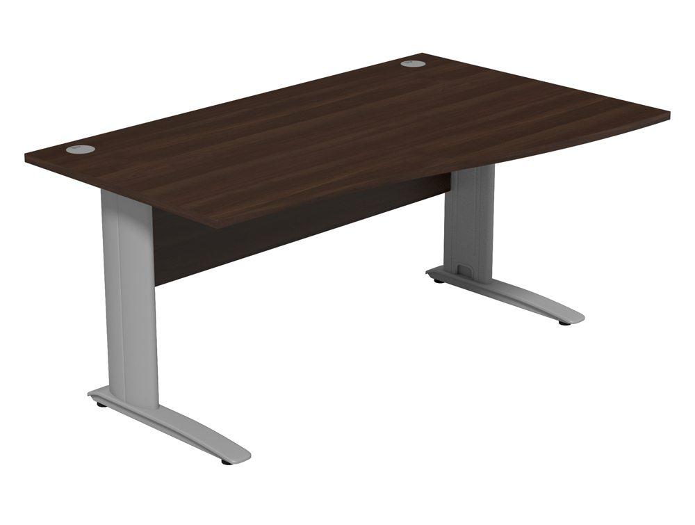Komo Komo Wave Desk DW-SLV-R