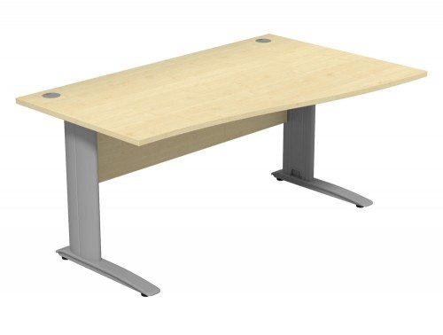 Komo Komo Wave Desk MP-SLV-R