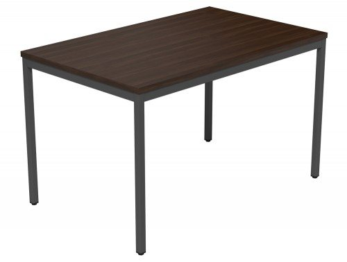 Kontrax Training Table DW-ANC-1275 in Dark Walnut