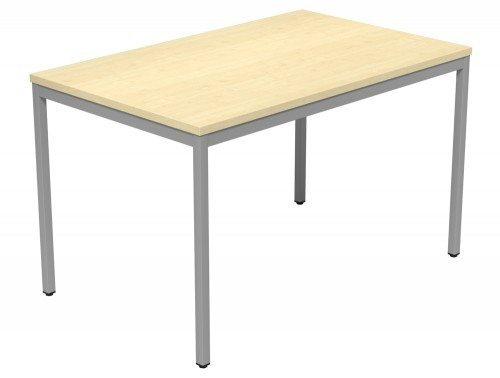 Kontrax Training Table MP-SLV-1275 in Maple