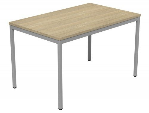 Kontrax Training Table UO-SLV-1275 in Urban Oak