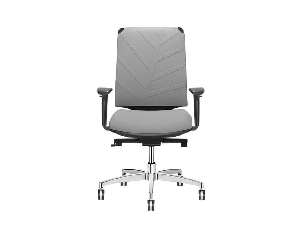 Leaf Operative Patterned Office Chair