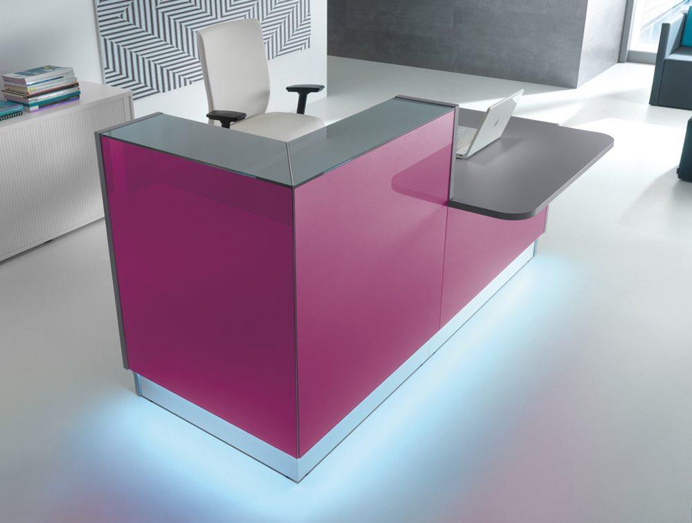 Linea Reception Desk