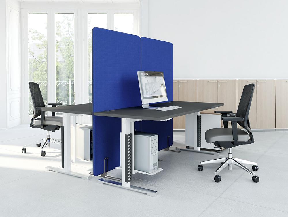MDD-Acoustic-Freestanding-Screens-Blue-Desk-Dividers