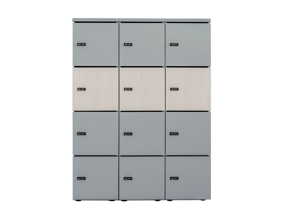 Tijori Modular Multiple Lockers