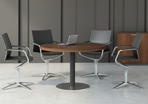 MDD-Status-Executive-Round-Office-Meeting-Room-Table-in-Walnut-Finish-500x350