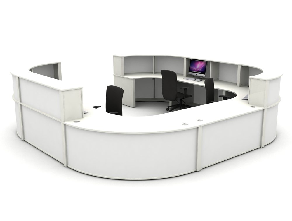 Mobili reception configuration 1 for Mobili office