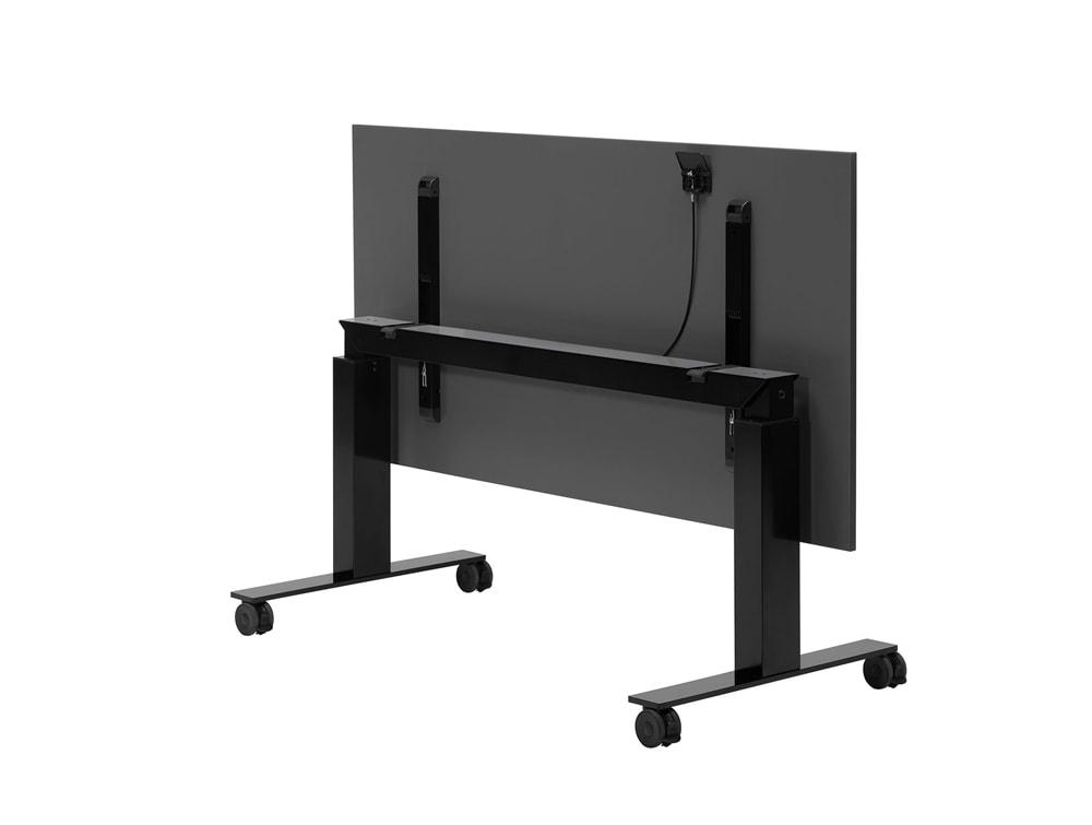 Mara Follow Tilting Height Adjule Office Desk With