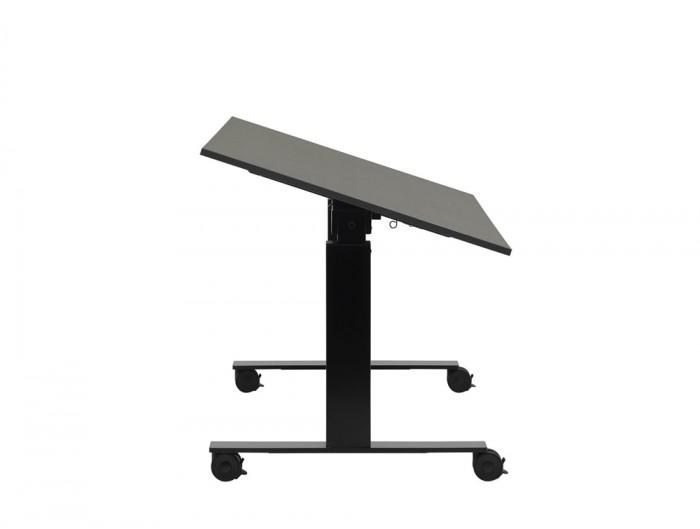Mara Follow Tilting Height Adjustable Office Desk Stackable