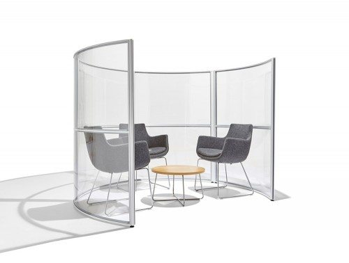 Marathon Clear Acoustic Pod