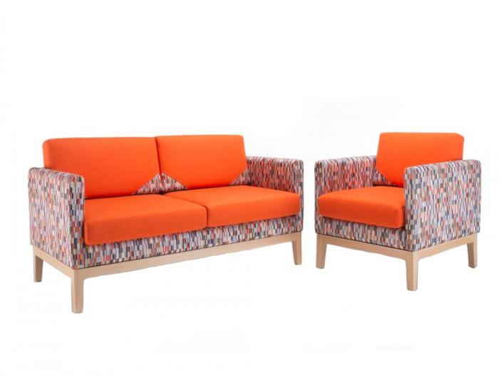 Matrix Funky Comfy Sofa Range Single or 2 Seats