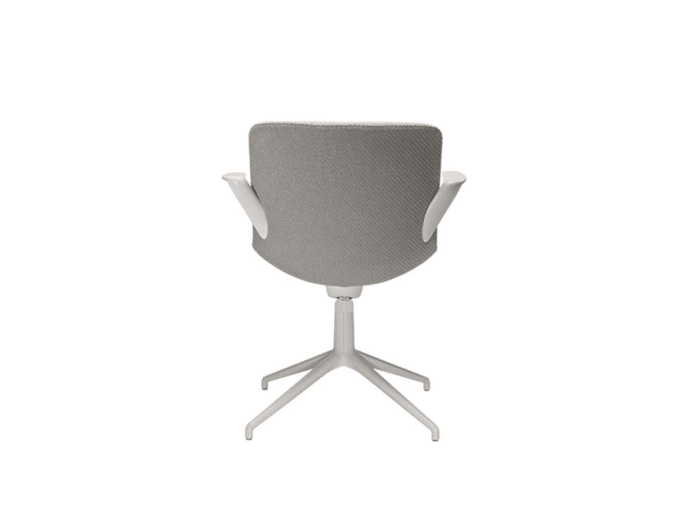Milos Meeting 4 Star Base with Open Armrests Office Chair