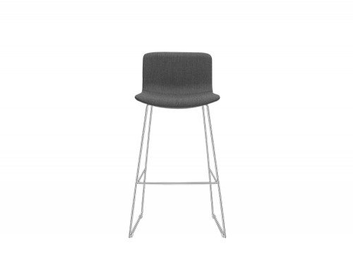 Milos Stool H 670 Cafeteria Chair