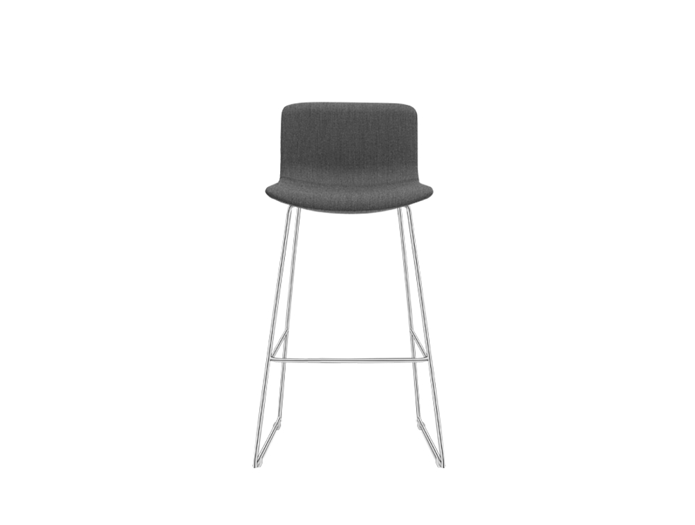 Milos Stool H 670 Cafeteria Chair