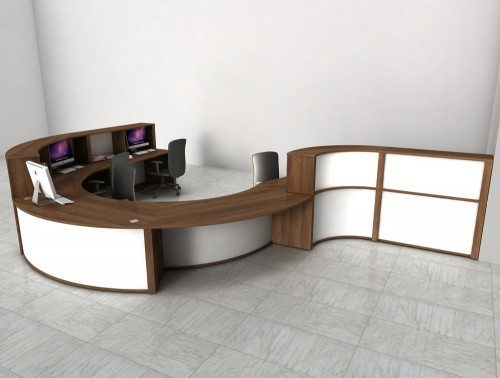 Mobili Reception Configuration 3