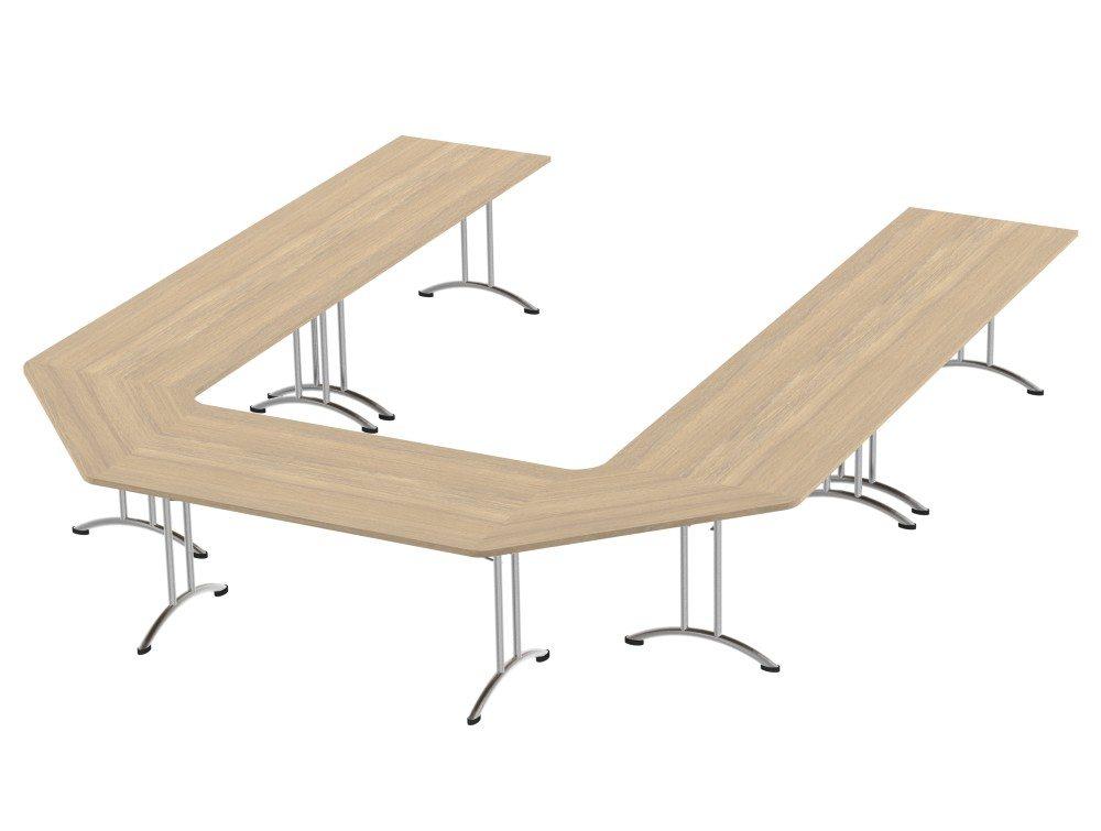 Morph Meeting Configuration U Shape in Urban Oak