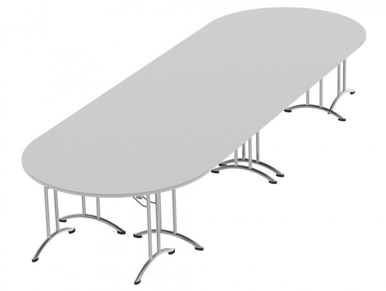 Morph Meeting Configuration D-end in Grey